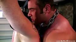 Muscle Wrestling 1
