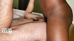 Uncut CutlerX Raw Fucks Twinky Bottom Boy