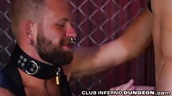 Josh Mikael's Asshole Obliterated At Fisting Spa - ClubInfernoDungeon
